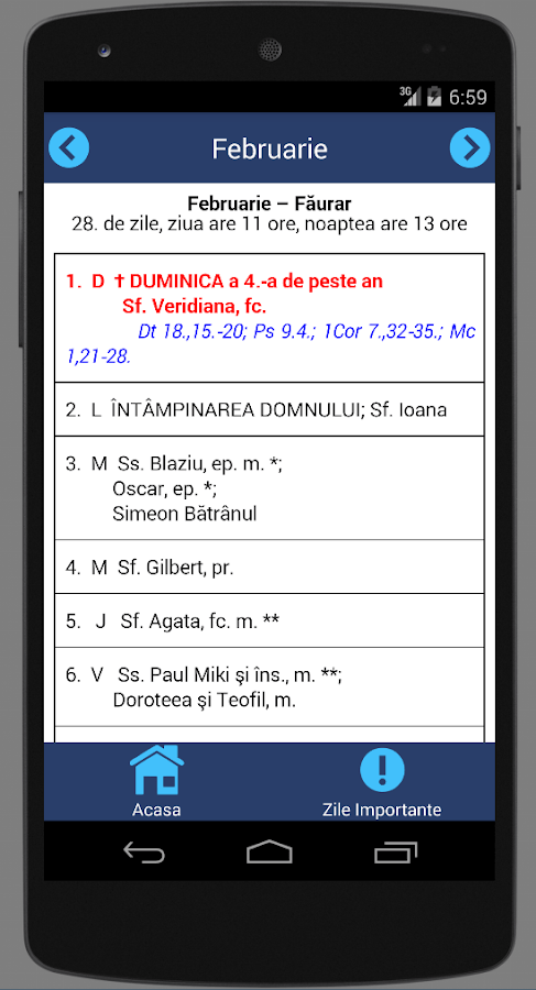 Calendar As A Service In Php Easy With Google Calendar Calendar Romano Catolic 2015 Android Apps On Google Play