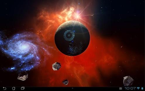 Asteroids 3d Live Wallpaper Apk Apk Mania Full 187 Space Symphony 3d Pro Lwp V1 0 Apk