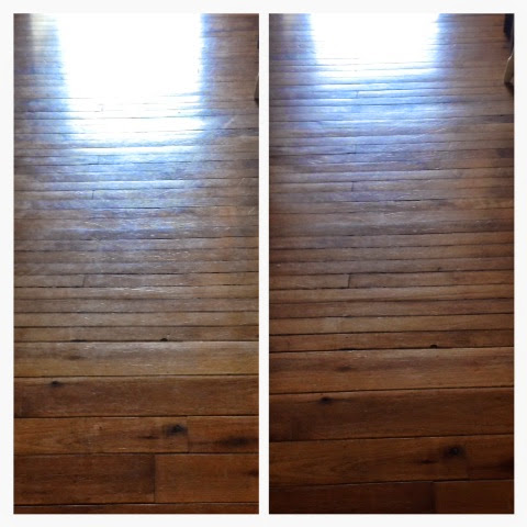 Life With The Ladniers: Diy Wood Floor Cleaner