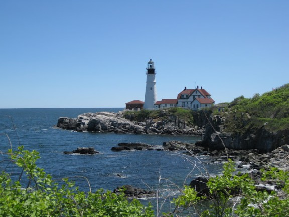 Portland Head Light, Port Elizabeth, Maine