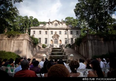 Swan House Atlanta Ceremony