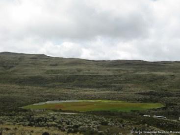 Laguna, Páramo de Sumapaz