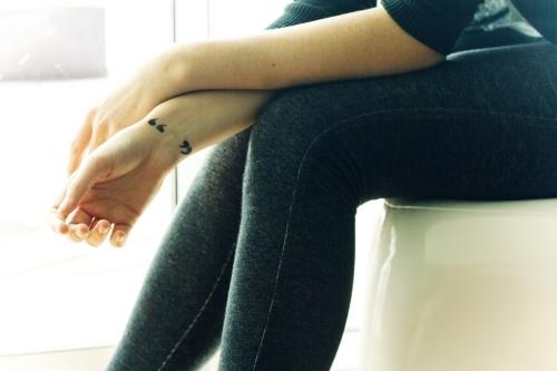 small wrist tattoos