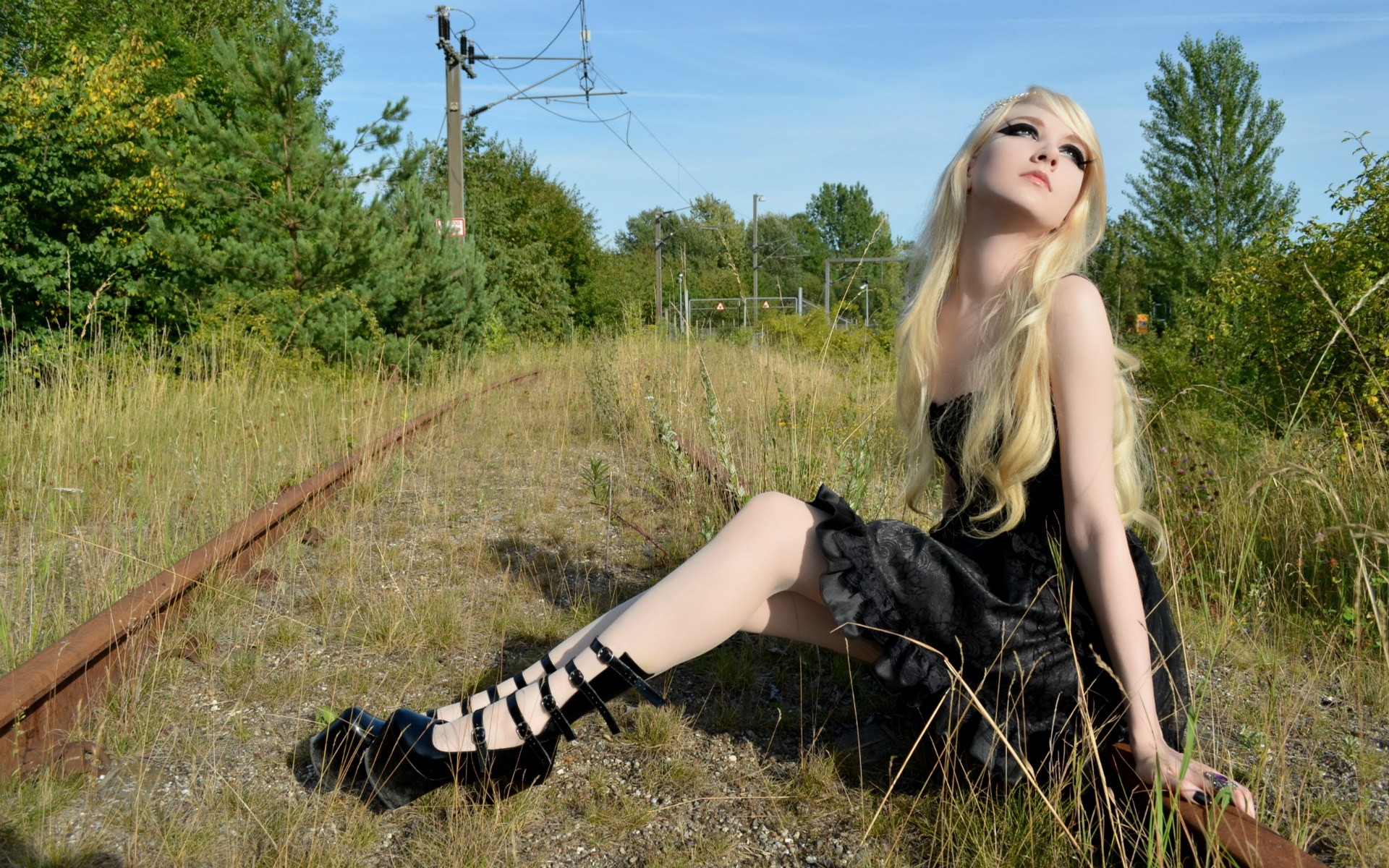 Cute Barbie Hd Wallpapers Valeria Lukyanova Mystery Wallpaper