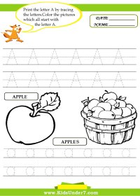 Letter C Tracing Worksheets | ABITLIKETHIS