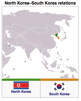 North Korea–South Korea Relations