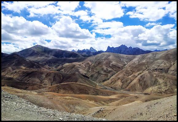 clouds in ladakh
