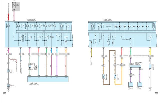 Instrument Cluster Wiring Diagram/Pinout?? - ClubLexus - Lexus Forum