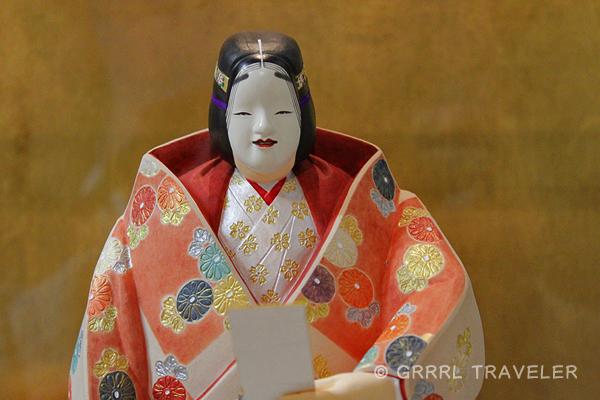 Hakata Machya Doll, Hakata Machya Folk Museum in Fukuoka