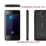 Symphony Roar V25 : Android Specifications And Price