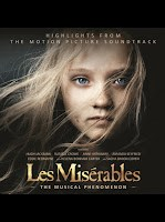 Music From The Motion Picture LES MISERABLES (screencap from iTunes)