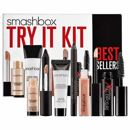 Try It Kit da Smashbox