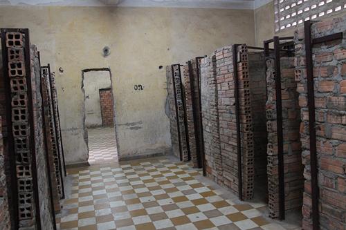 s21 prison cells