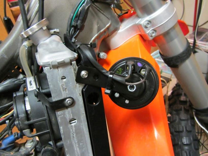 KTM 350 XCF-W Dual-Sport Project \u2013 Jan 2014 Gardiner Family Adventures