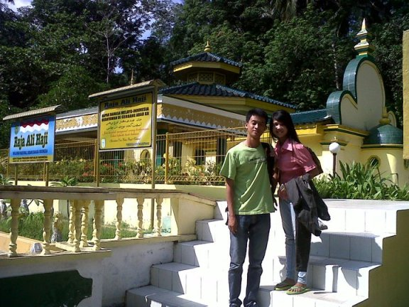 Pulau Penyengat, Wisata Sejarah di Kepulauan Riau