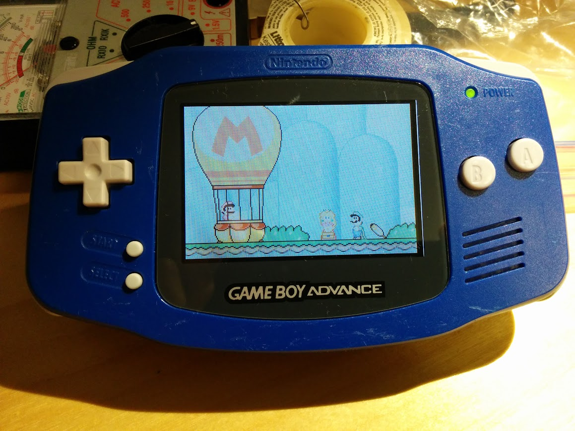 Gameboy Advance Display Beleuchtung Gba Backlight Agb 001 Page 45 Gbatemp The