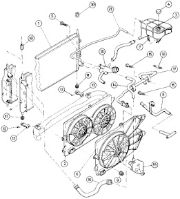 ford ka engine diagram water cooling diagram