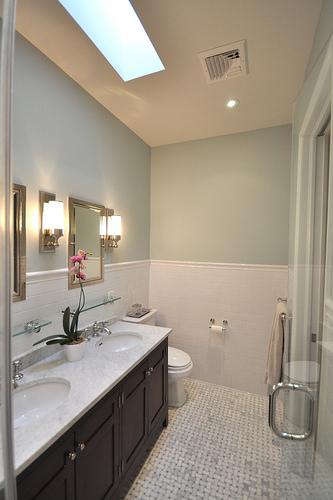 MasterBath5 Quiet moments, Bathroom colors and Benjamin moore