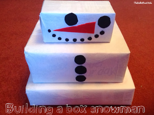 Shehulak z krabice