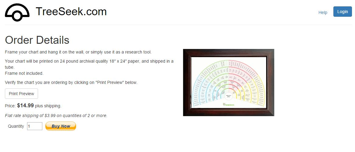 How to Print 9 Generations of Your Family Tree on a Fan Chart - We