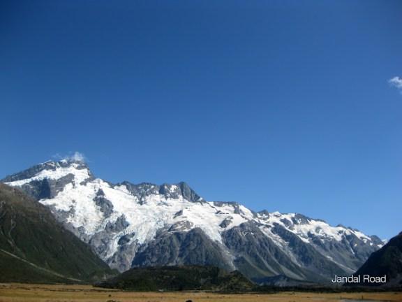 Aoraki Mount Cook, Mount Cook National Park, New Zealand