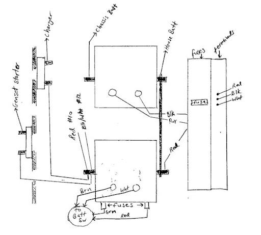 kwikee steps wiring diagram picture schematic