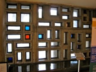 Cité Radieuse interior