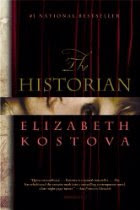 cover image: THE HISTORIAN, via librarything.com