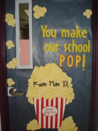 Room Mom 101: Classroom Door Decorations