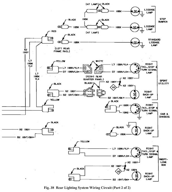 2004 Ram 1500 Rear Light Wiring Harness Wiring Diagram