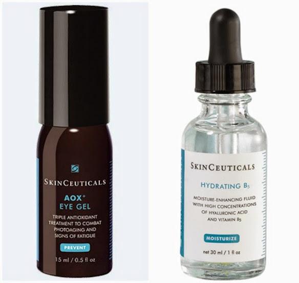 Skinceuticals na promoção