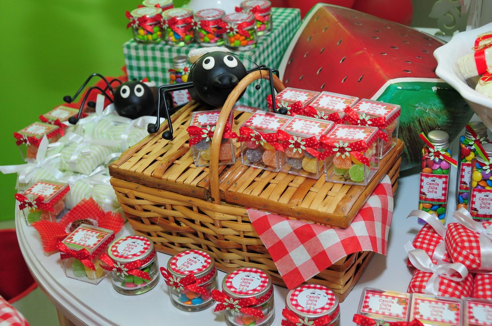 Blog Da Yupii Fest Piquenique Para Trigemeas