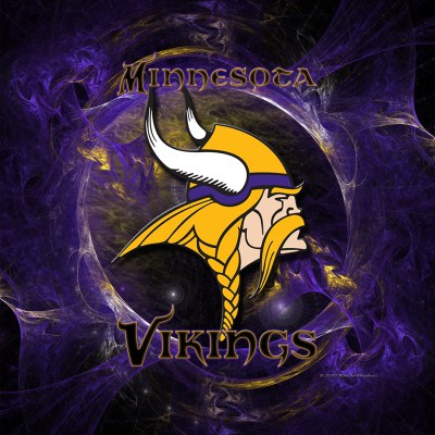 Wallpapers By Wicked Shadows: Minnesota Vikings Wicked Wallpaper