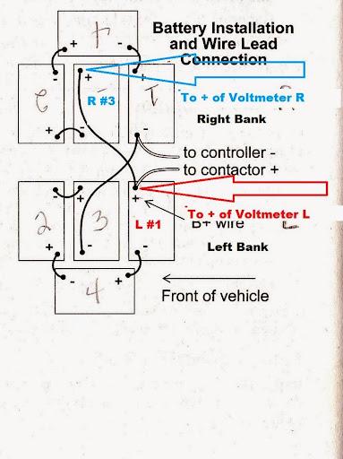 2 Voltmeters installation - Page 2 - RangerForumsnet - Polaris