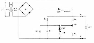 high voltage power supply circuit diagram electro circuit diaggram