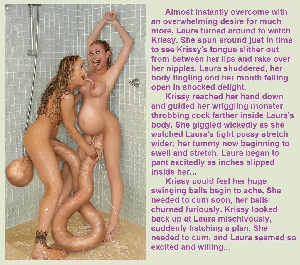 sissy transformation captions