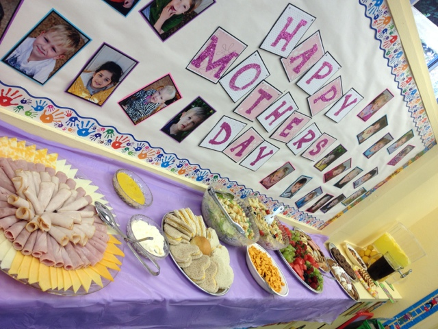 Preschool Ideas For 2 Year Olds Mother\u0027s Day Tea Party and Gifts