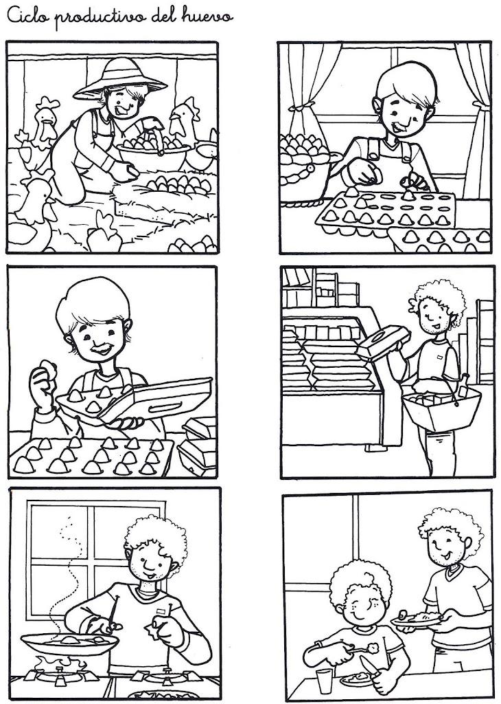 Materiale utile per la scuola - dessin de maison a imprimer