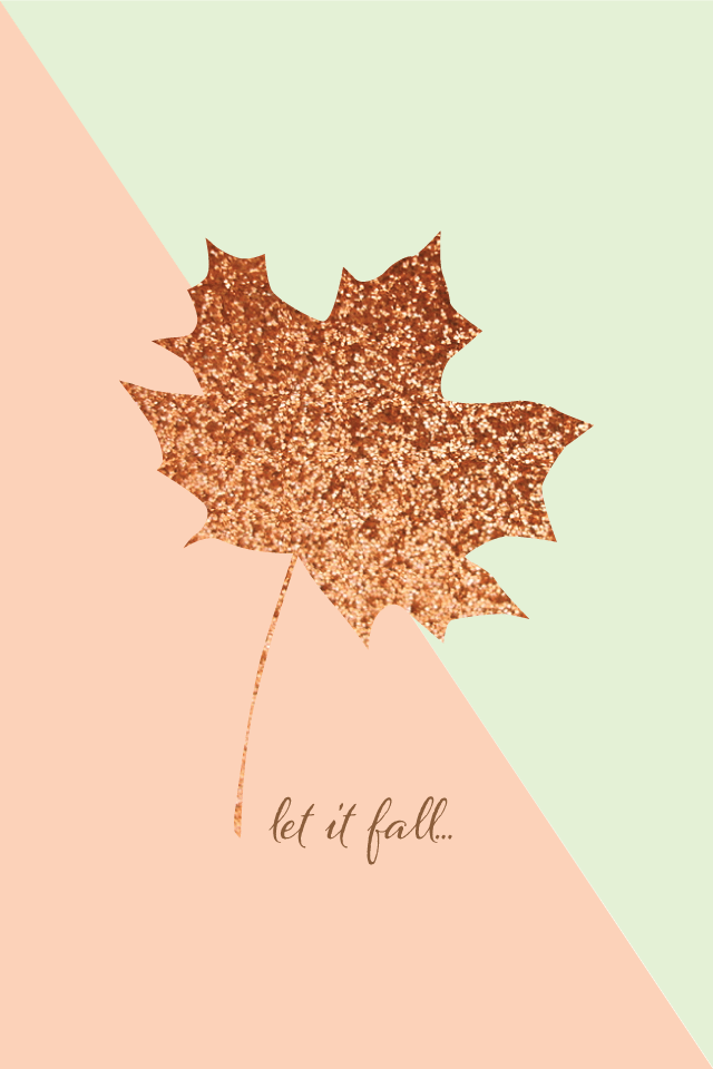 Falling Leaves Wallpaper For Iphone Free Fall Autumn Amp Halloween Wallpapers For Iphone