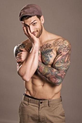 hot tattooed guys