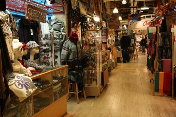 Winnipeg ist ideal für ausgedehnte Shoppingtouren