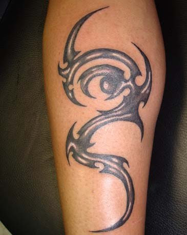 tribal tattoo design for men arms