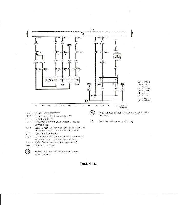 19995 ECU Pin Diagram - Page 2 - TDIClub Forums