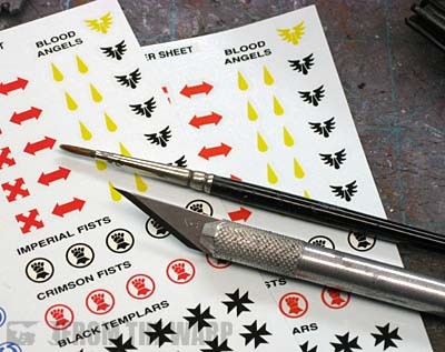 From the Warp How to make waterslide transfers (decals)