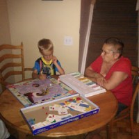 POD: Board game with Nan
