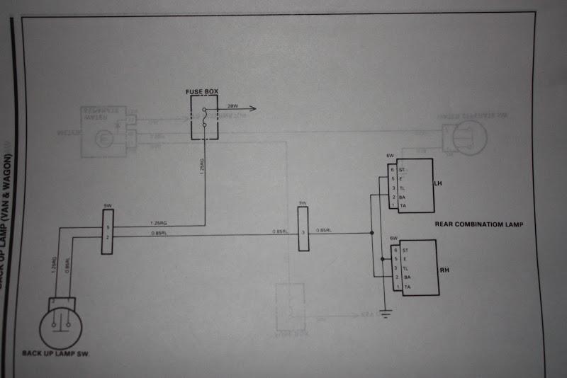 Hyundai H100 Fuse Box Diagram Wiring Diagram