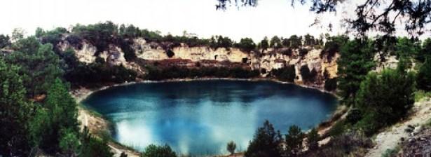 Torcas de palancares y lagunas en cuenca for Piscinas naturales guadalajara