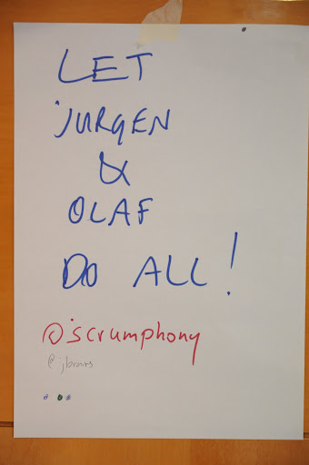Let Jurgen and Olaf do it all!
