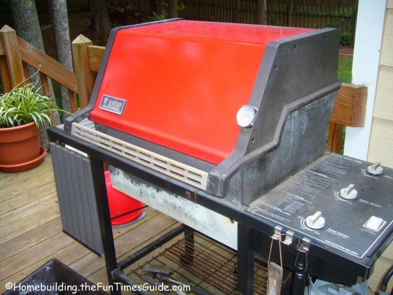 Weber Grill Q 1200 Gs4 Security: Weber Gas Grills