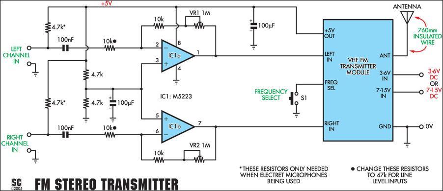wireless camera wiring schematic